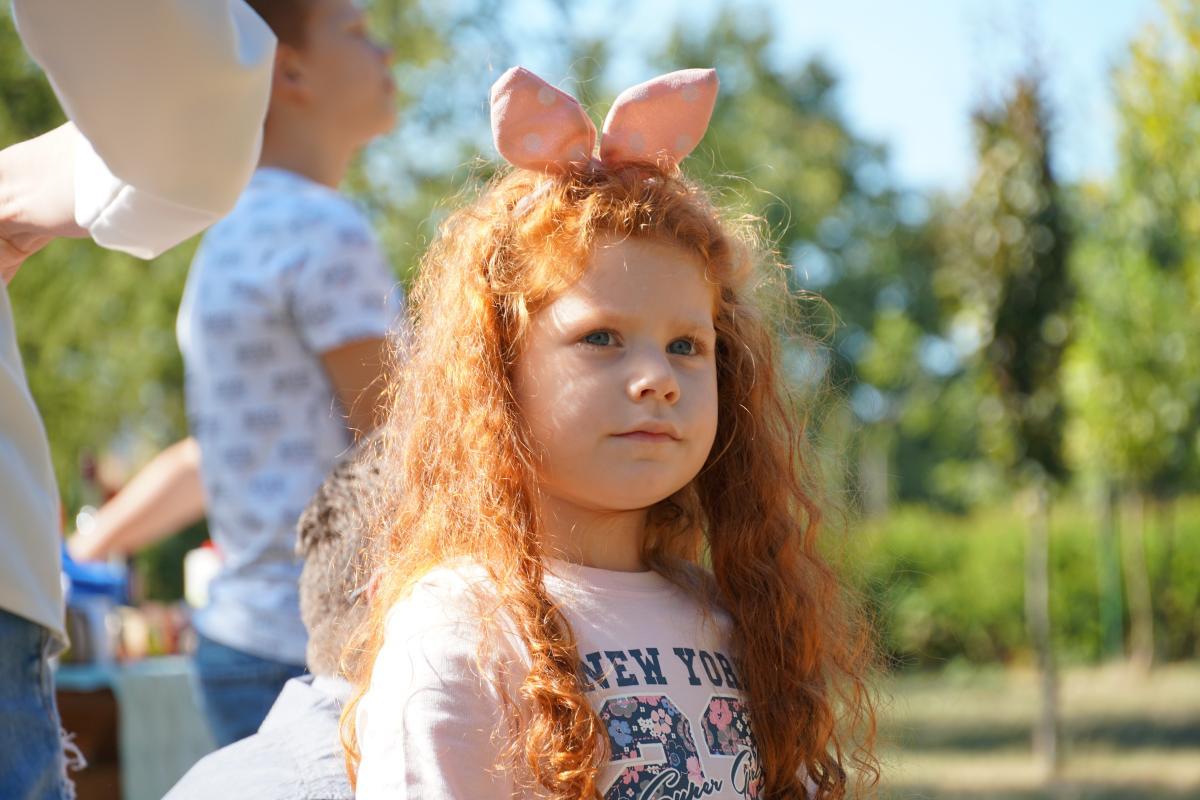 У Мукачеві зародилася традиція восени святкувати День рудих / фото УНІАН