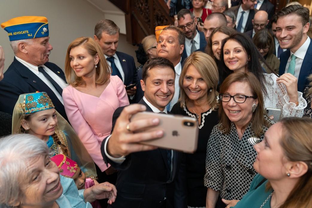 Зеленский инициирует масштабный всеукраинский флешмоб / фото president.gov.ua