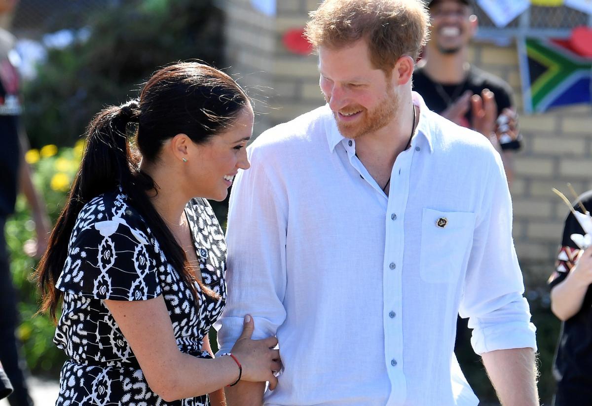 Меган Маркл и принц Гарри не вернутся в королевскую семью \ фото REUTERS