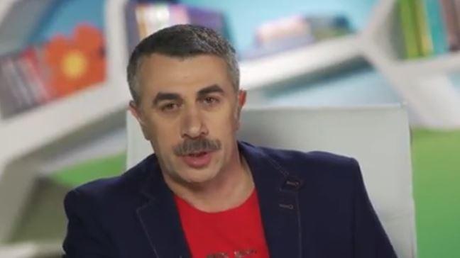 Доктор Комаровский напомнил, как бороться с коронавирусом / Скриншот