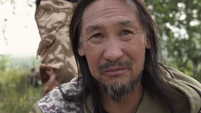 Не все жители близлежащих регионов разделяли позицию шамана, а кое-кто просто не понимал / Скриншот BBC