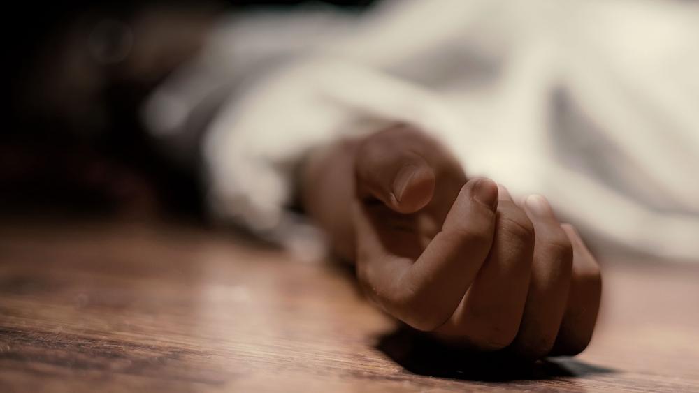 По подозрению в совершении умышленного убийства полицейские задержали 53-летнего мужчину / фото bug.org.ua