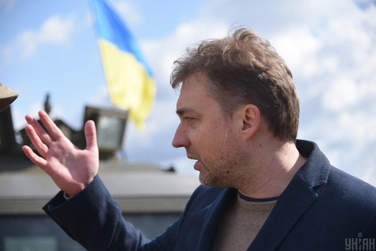 Загороднюк заявил, что условия службы и работы в Вооруженных силах должны быть привлекательными / фото УНИАН