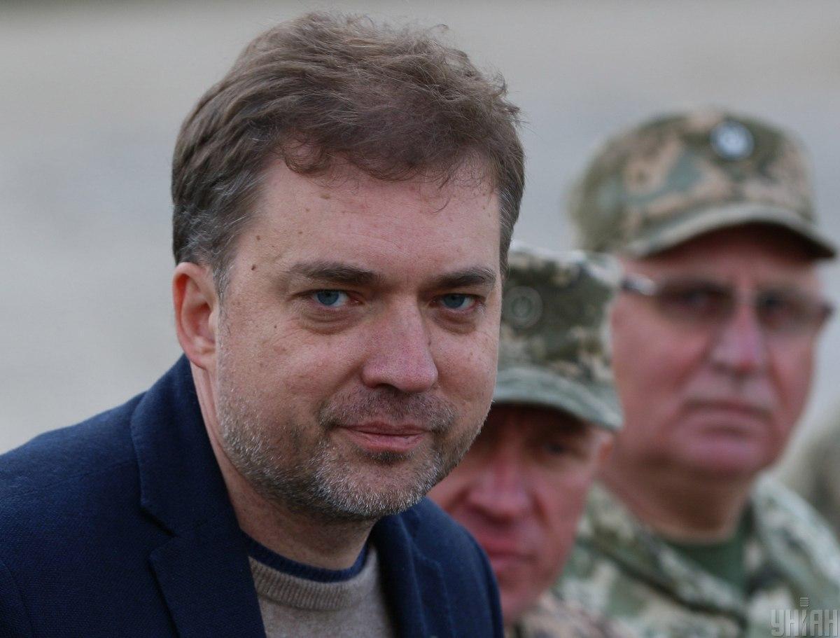 Андрей Загороднюкрассказал о переходе на контрактную армию / фото УНИАН