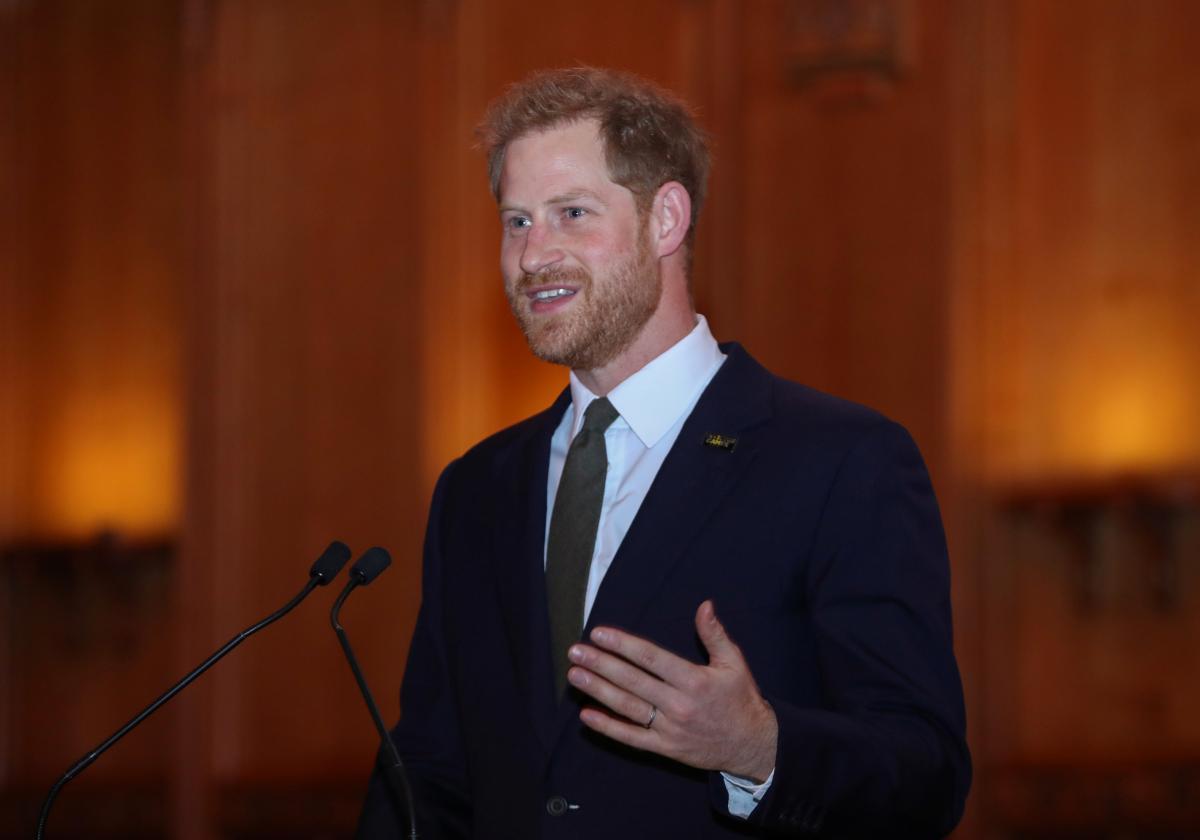 Летом принц Гарри встретится со своим братом \ фото REUTERS