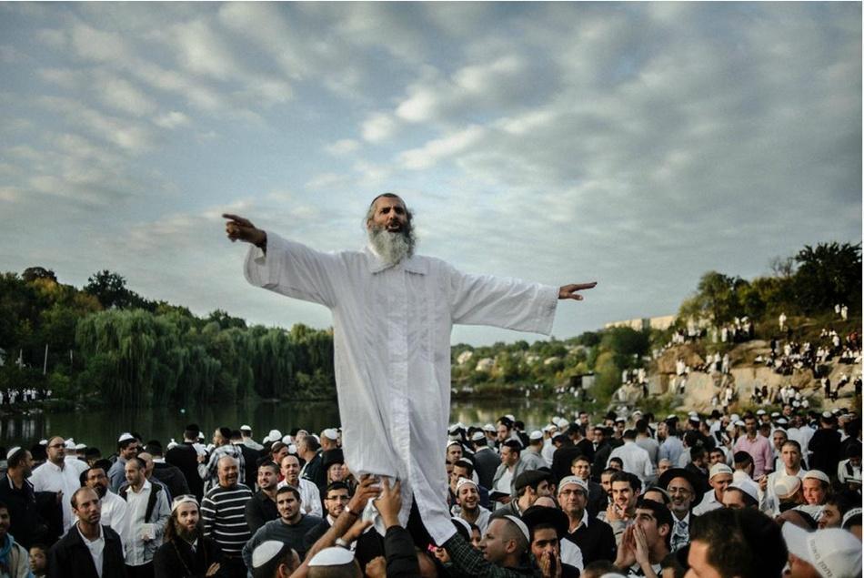 В Украину съедутся тысячи хасидов-паломников / kiev.vgorode.ua