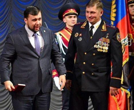 Пушилин сильно поправился / Donbass.ua