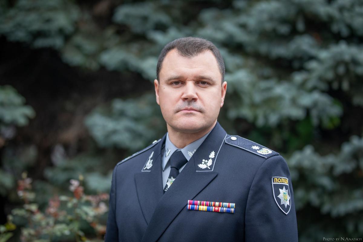Руководителем Национальной полиции назначен Игорь Клименко / фото mvs.gov.ua