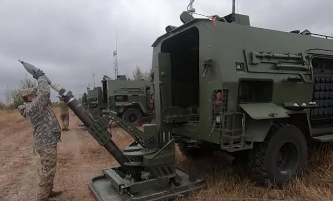 Новое оружие уже испытали в одной из воинских частей / скриншот