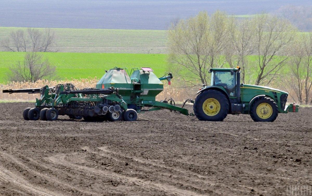 В Украине вскоре должен заработать рынок земли / фото УНИАН