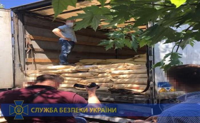Правоохранители изъяли 48 тонн сильнодействующих и ядовитых веществ / фото ssu.gov.ua