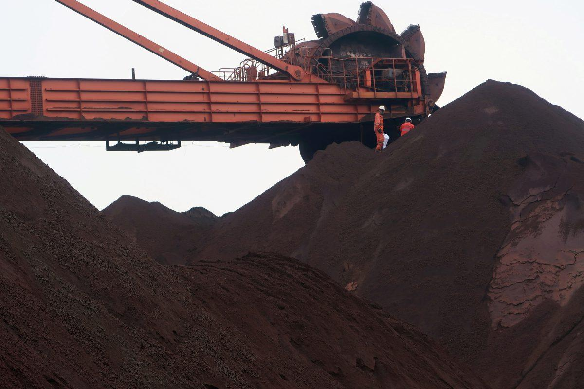 Зарплата шахтарів Криворізького залізорудного комбінату буде підвищена на 20-35% / REUTERS