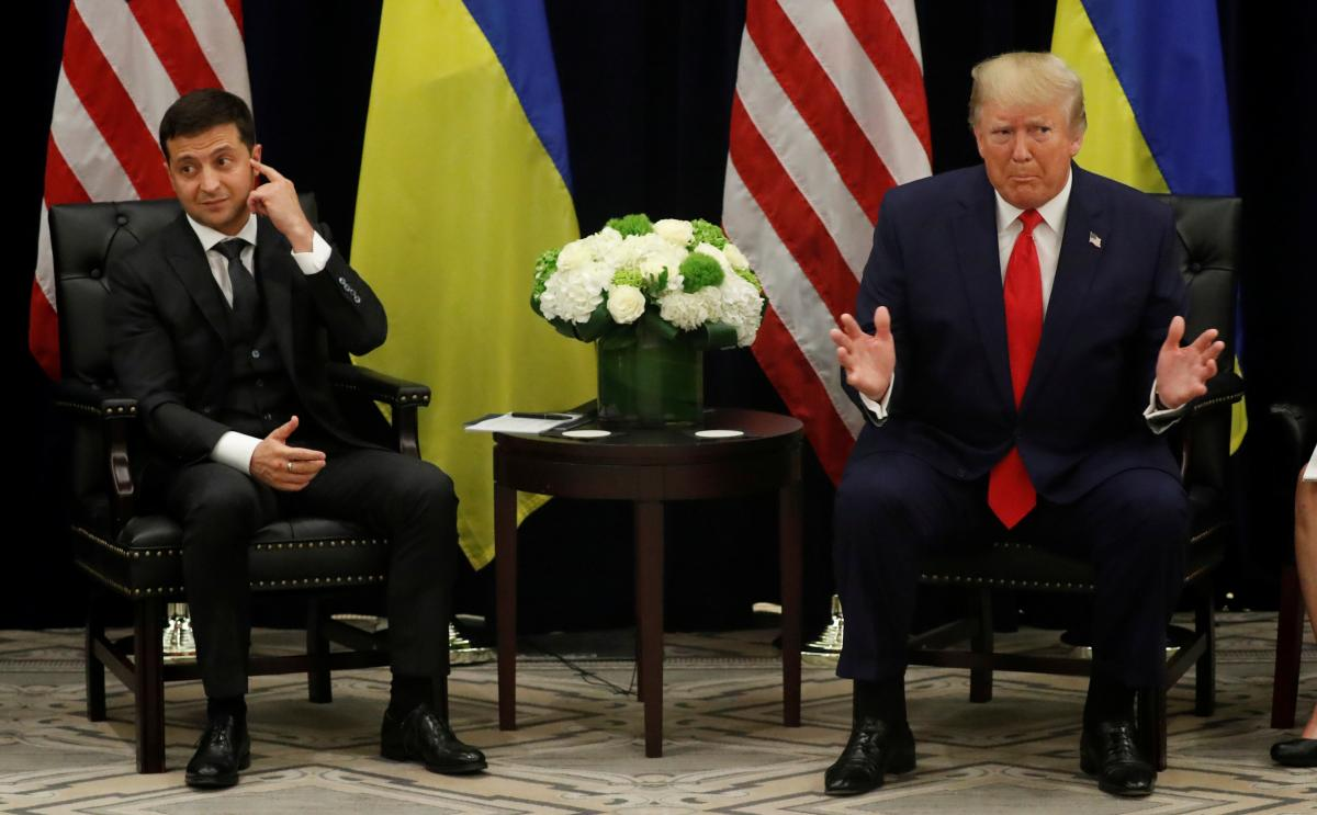 """Суд над Трампом за тиск на Україну зробить з нього """"мученика""""/ фото REUTERS"""
