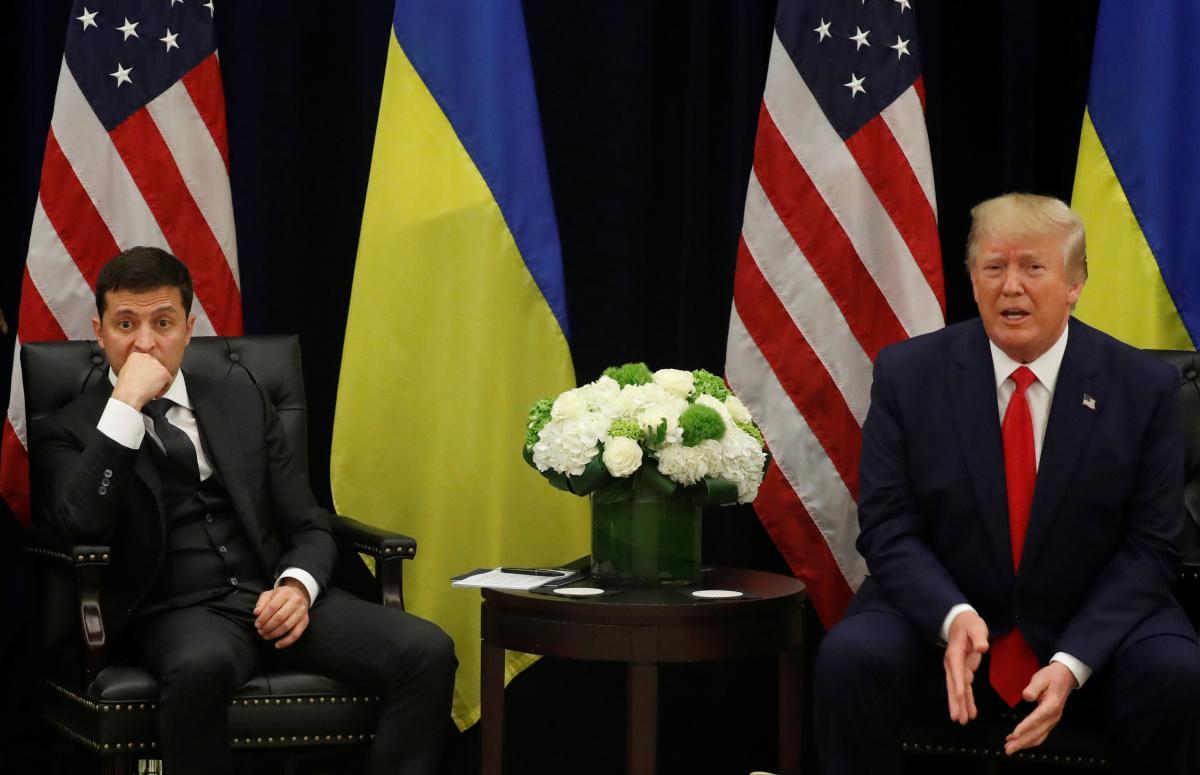 В Киеве надеются, что после выборов Украина больше не будет в центре американских политических битв / REUTERS