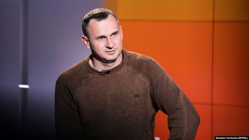 Сенцов прокомментировал расследование убийства Шеремета / фото Радио Свобода