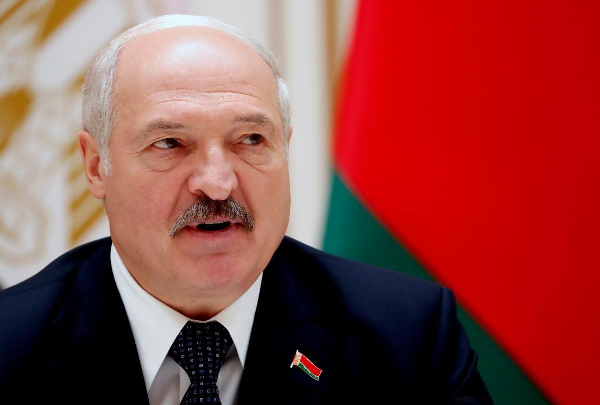 Alexander Lukashenko / REUTERS