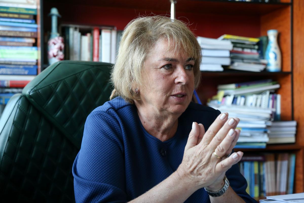 Элла Либанова считает, что перепись населения в Украине поможет оценить численность трудовых мигрантов / фото УНИАН