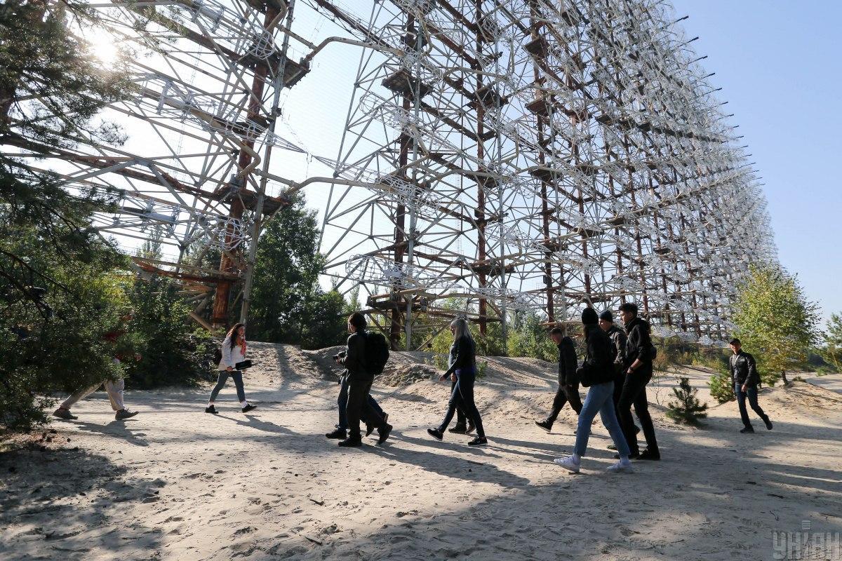 Экскурсия в Чернобыль заняла 43 строчку рейтинга / фото УНИАН