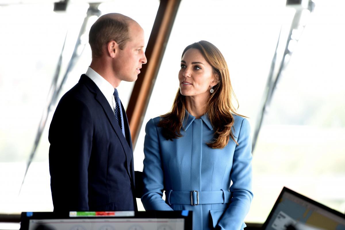 Герцог і герцогиня Кембриджські / фото REUTERS
