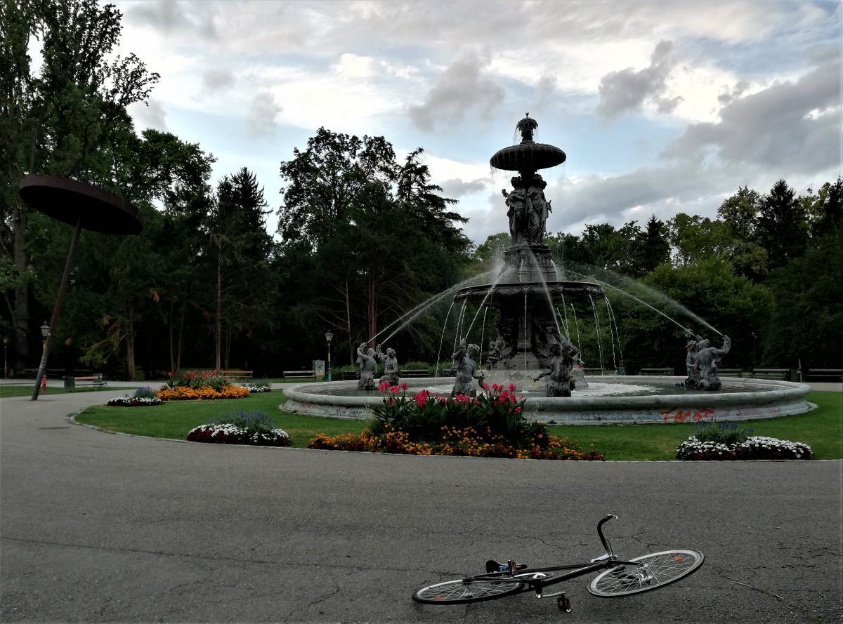 Городской парк Граца / Фото Марина Григоренко
