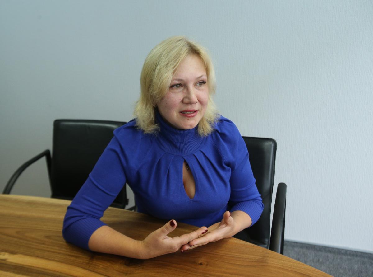 По словам Ольги, каждый пациент после трансплантации регулярно сдает специальный анализ крови/ фото УНИАН