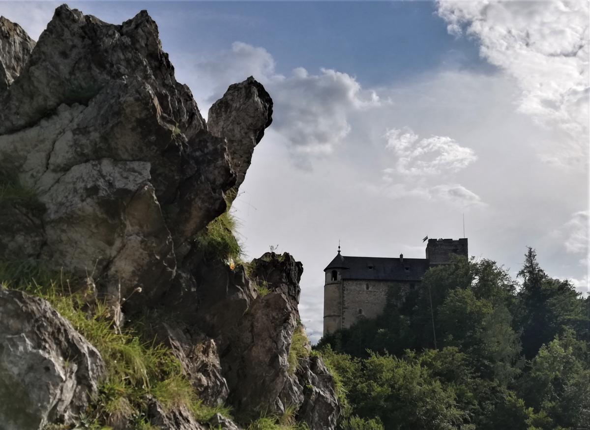 Вид на Гёстинг со скалы / Фото Марина Григоренко