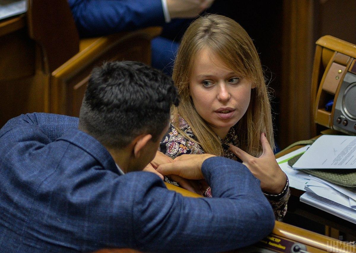 Елизавета Ясько поедет на осеннюю сессии ассамблеи, но не в официальном статусе, а как гостя / фото УНИАН