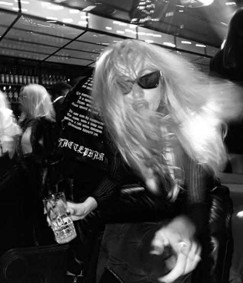 Лобода появилась на вечеринке в Киеве / instagram.com/lobodaofficial