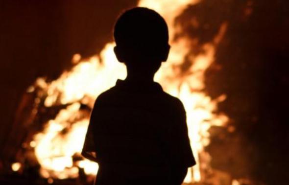 Причина пожара и ущерб устанавливаются/ facebook.com/konstantin.protsenko.9