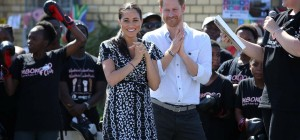 Принц Гарри и Меган Маркл займутся выпуском подкастов на Spotify