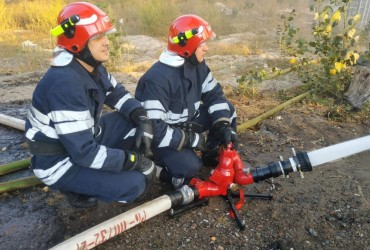 Синоптики напоминают: пожарная опасность сохраняется почти на всей территории Украины
