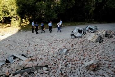 Албанію сколихнув найсильніший за останні 30 років землетрус