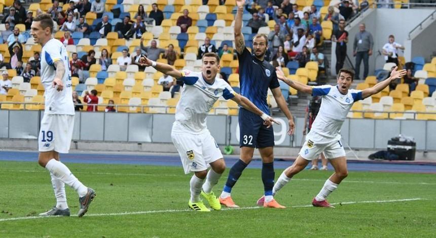 Динамо установило два антирекорда в истории клуба после поражения от Десны