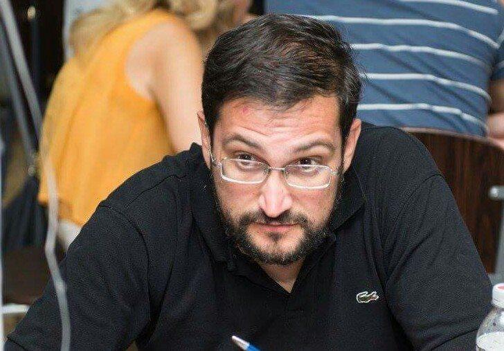 Сергей Дибров стал ярым противником вакцин после рождения второго ребенка / facebook.com/sergiy.dibrov