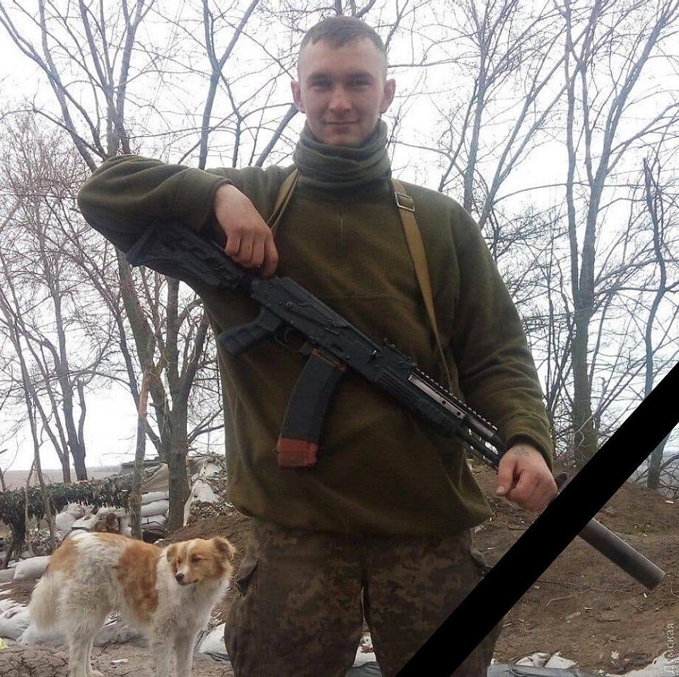 Андрей Сторожук / facebook.com/backandalive