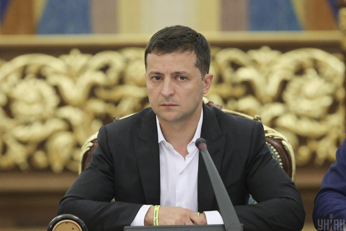 President Zelensky / Photo from UNIAN