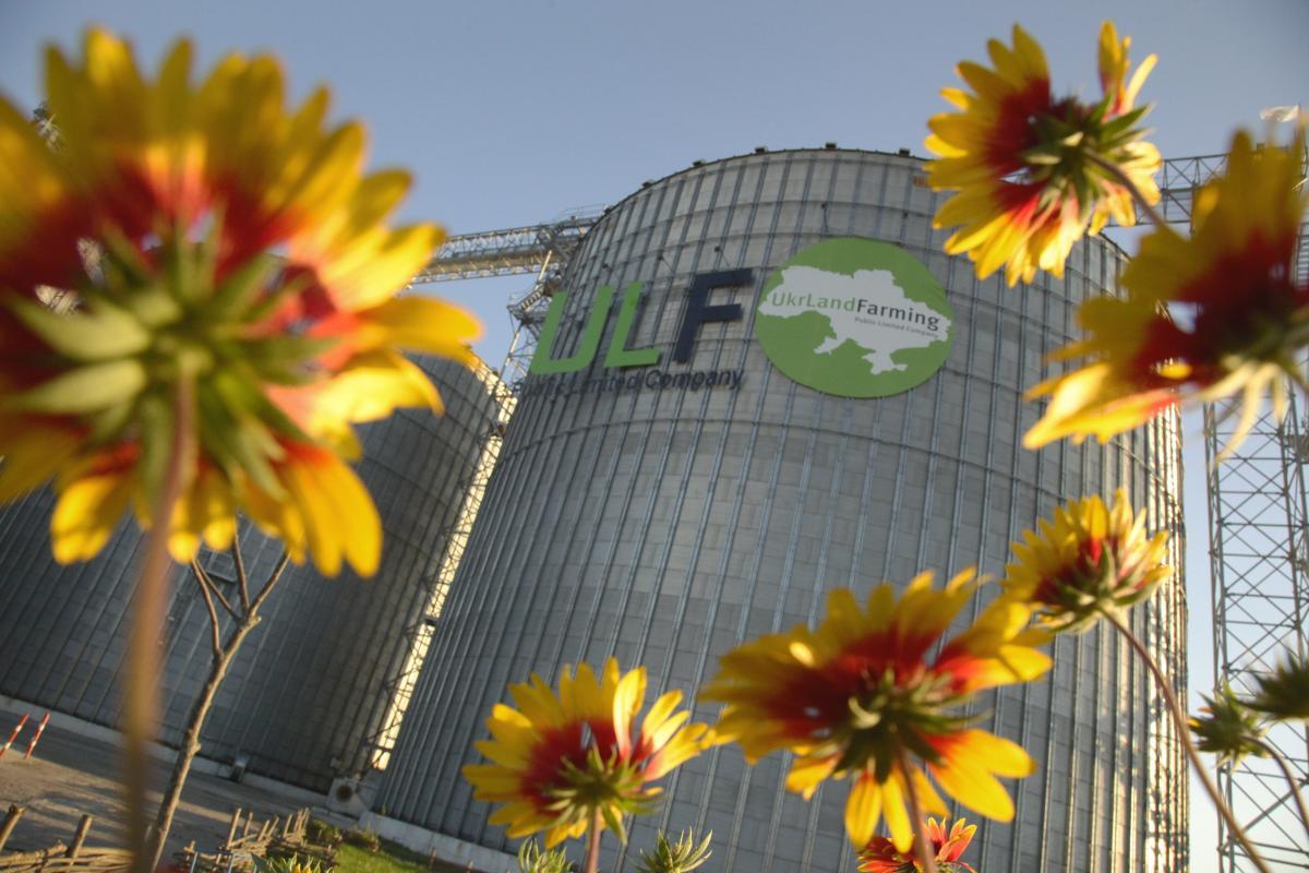 """""""Укрлендфарминг"""" - один из крупнейших агрохолдингов страны"""
