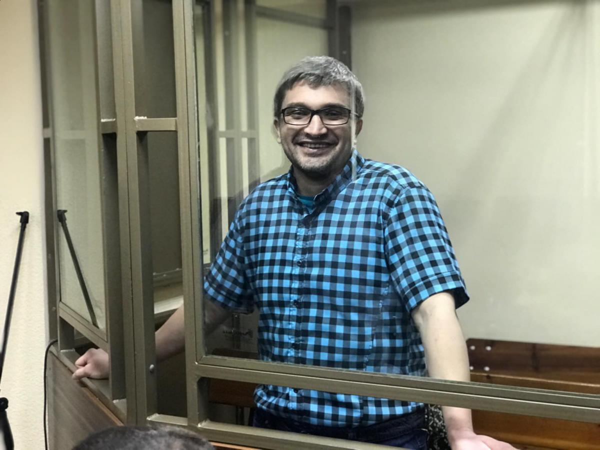 Мемедеминова обвиняли в призывах к терроризму / facebook.com/pg/crimeansolidarity