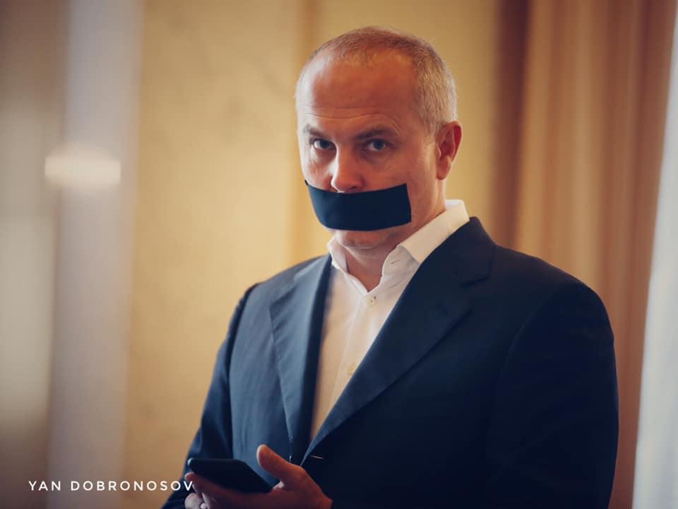 Шуфрич зараз очолює Комітет з питань свободи слова / facebook.com/yan.dobronosov