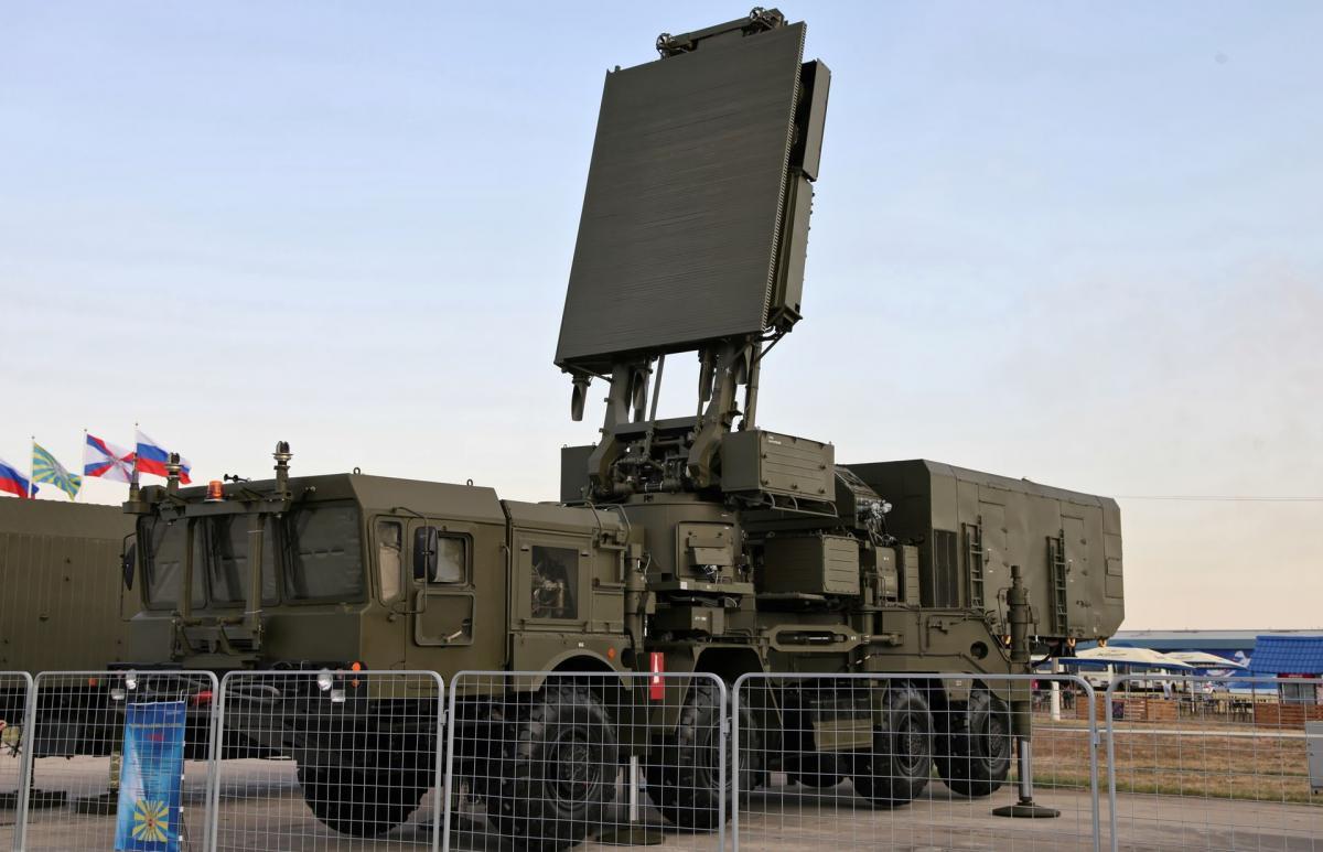 В Сирии испытали компоненты комплекса С-500 / Фото Vitaly V. Kuzmin, wikipedia.org