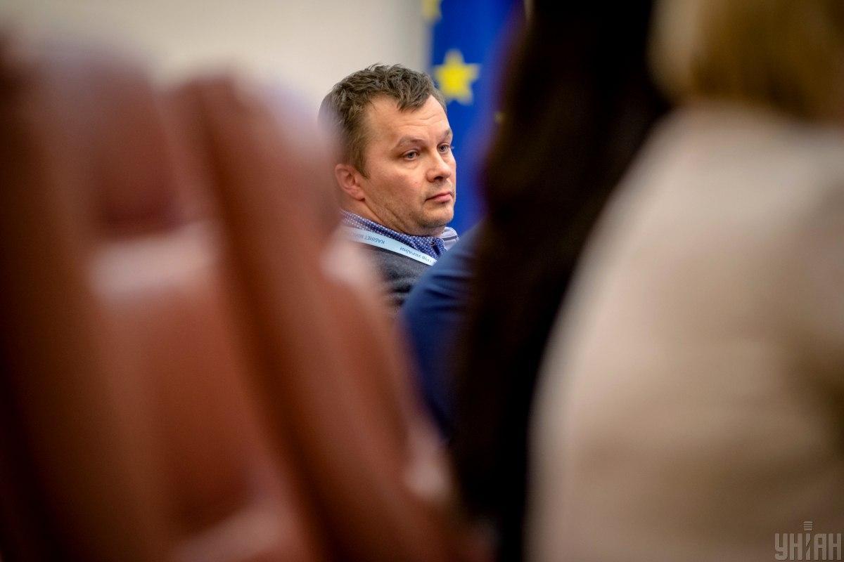 Милованов допускает возможность сдачи в концессию украинских больниц / фото УНИАН