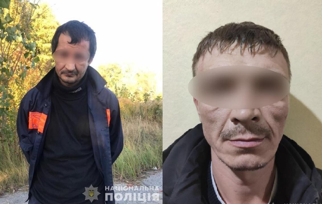 Мужчин на день рождения пригласил сам потерпевший / пресс-служба полиции Киевщины