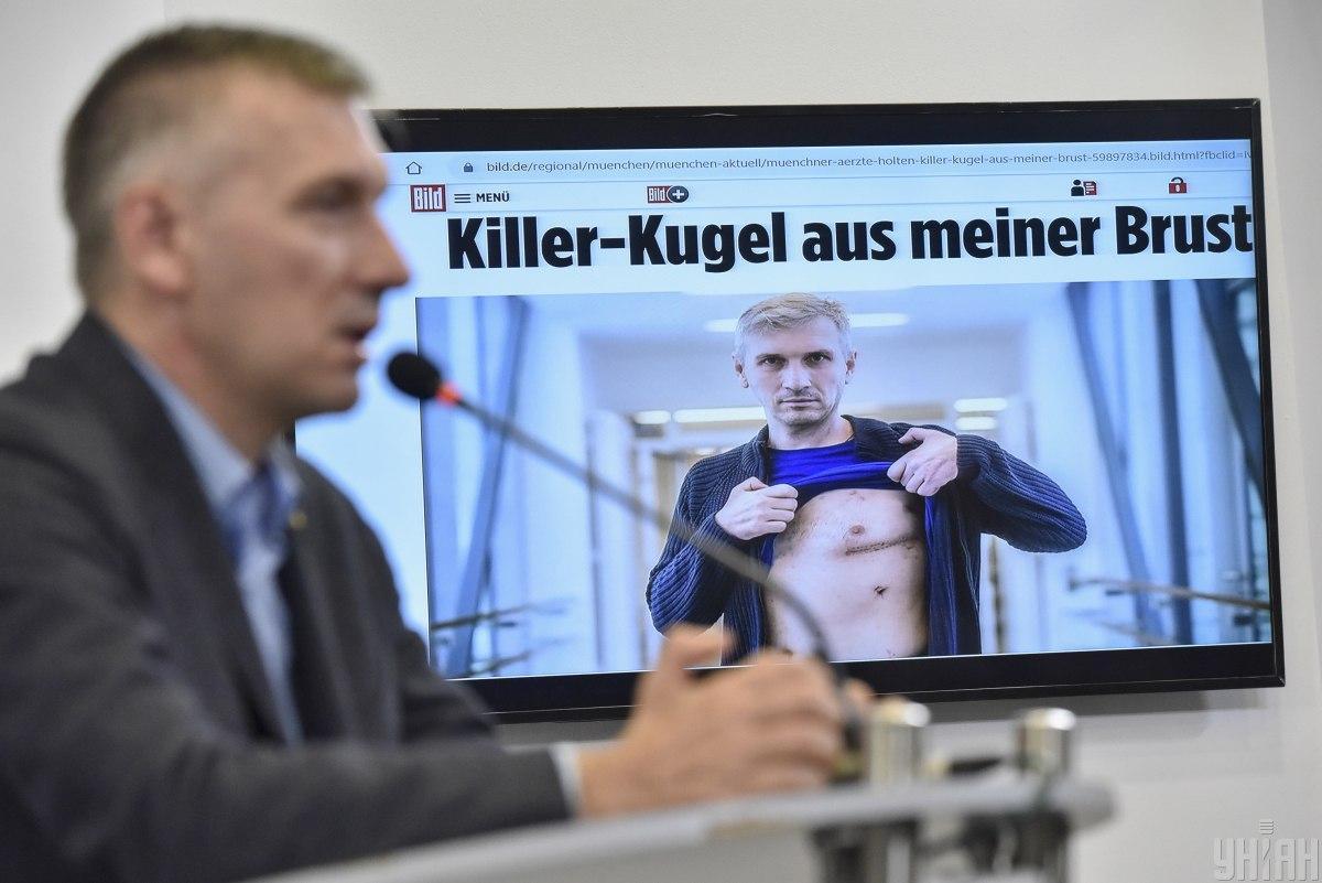 По словам Михайлика за год расследования дела практически не продвинулось / фото УНИАН