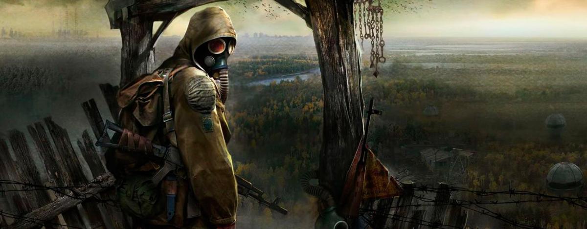 Стартовали съемки фильма по игре Сталкер / habr.com