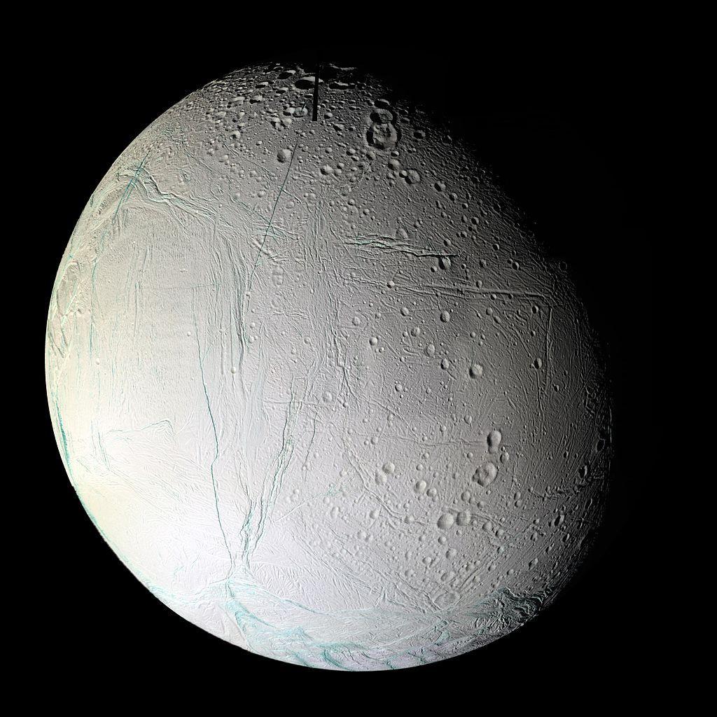На Энцеладе может быть жизнь / NASA