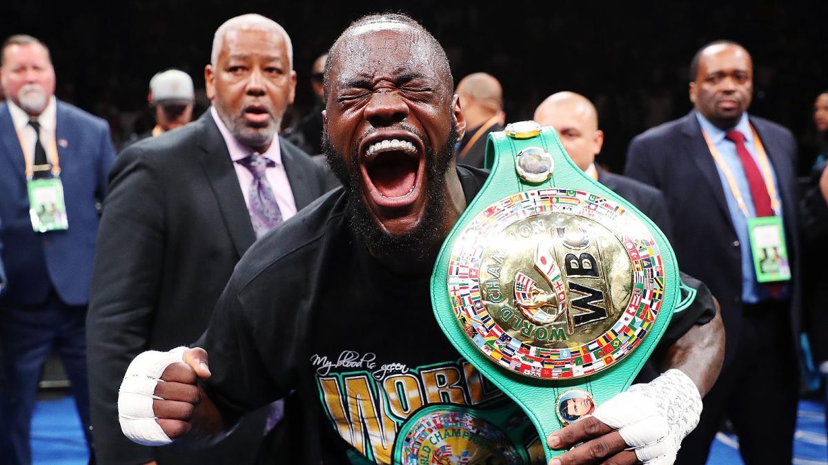 Уайлдер не верит в перспективы Усика / фото: BoxingScene