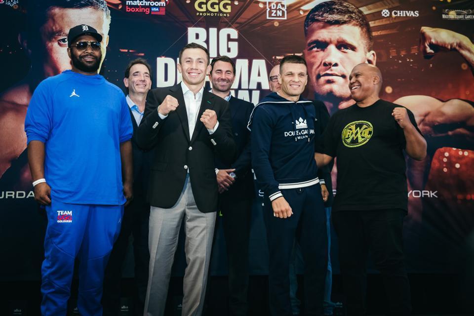 Бой начнется ориентировочно в 6 утра 6 октября по Киеву / фото: BoxingScene