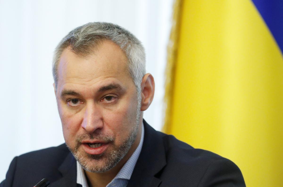 Руслан Рябошапка / REUTERS