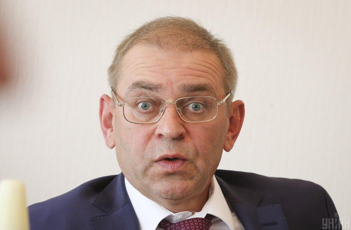 Суд розпочав розгляд клопотання прокурорів про обрання Пашинському запобіжного заходу / фото УНІАН