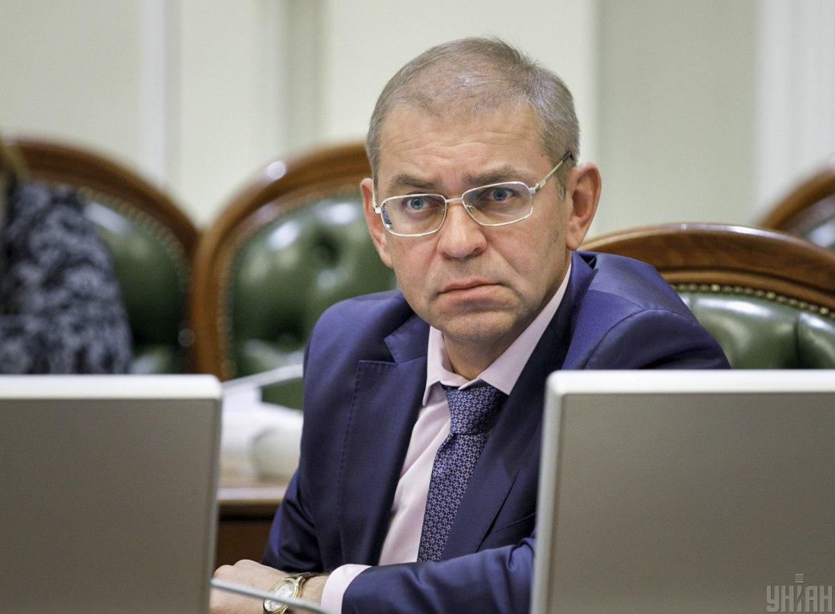 Пашинський озвучив свою версію конфлікту з Хімікусом / фото УНІАН